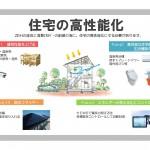【ZEH】住宅の高性能化