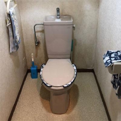 マンショントイレ交換 Before