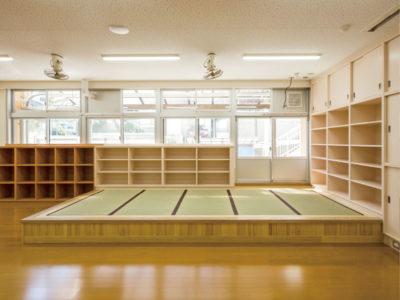 小川小学校「わんぱく学童保育クラブ」
